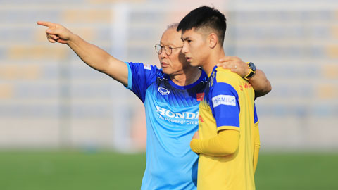 HLV Park Hang Seo sắp có thêm chiến tướng từ Thanh Hóa