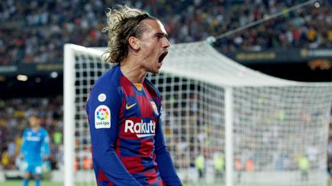 Trong khi Griezmann được Barca chiêu mộ...