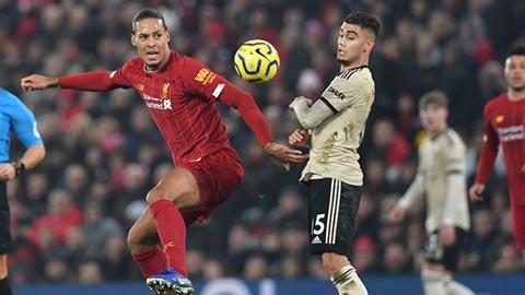 Ngoại hạng Anh và V.League trùng hợp về ý tưởng đá tập trung