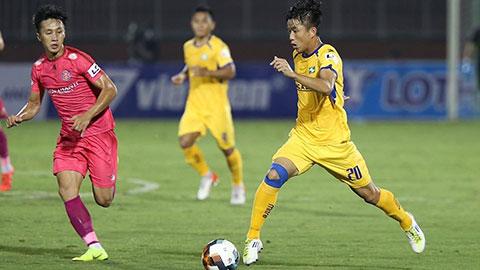 Bỏ qua Hà Nam và Hà Tĩnh, SLNA chọn Thanh Hoá làm sân nhà
