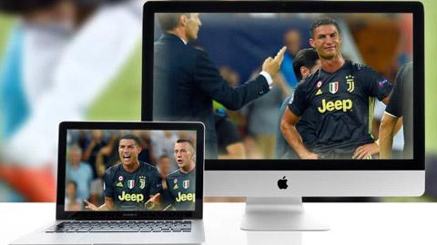 Ronaldo không phục khi phải mua iMac cho toàn đội Juventus