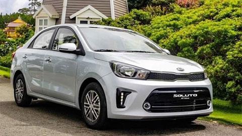 Đấu Toyota Vios, Mitsubishi Attrage 2020 - Kia Soluto sắp ra bản mới, giá hấp dẫn