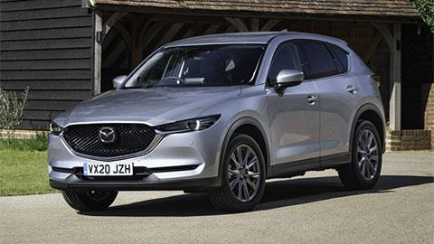 Mazda CX-5 2020 có thêm màu mới tuyệt đẹp, giá hơn 760 triệu đồng