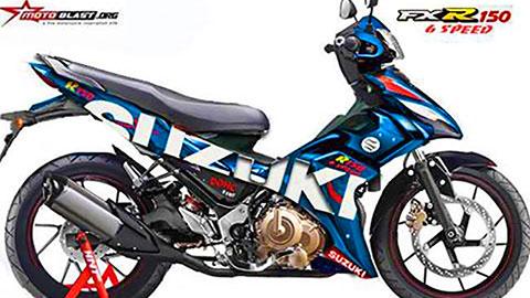 """Yamaha Exciter 150, Honda Winner X có kẻ thách thức mới """"cực chất"""""""
