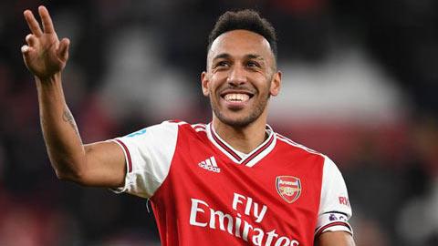 Aubameyang có thể nhận lương 300.000 bảng/tuần tại Arsenal với 1 điều kiện