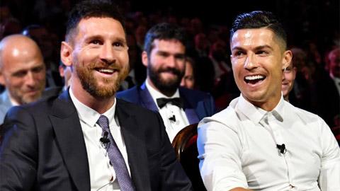 """""""Ronaldo rời La Liga để tránh phải cạnh tranh trực tiếp với Messi"""""""