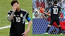 10 quả penalty hỏng ăn đáng quên nhất của Messi