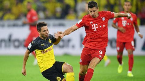 Bayern & Dortmund có nguy cơ thất thu lớn