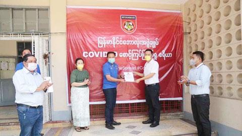 LĐBĐ Myanmar nhường trụ sở làm nơi cách ly dịch Covid-19