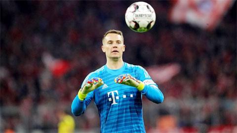 Tượng đài Neuer có thể sớm chia tay Bayern vì bất đồng với lãnh đạo CLB về hợp đồng mới