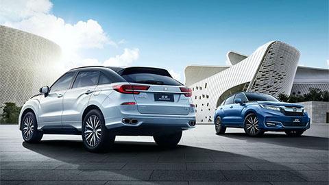Honda tung ra mẫu SUV tuyệt đẹp, cao cấp hơn cả CR-V