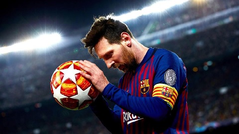Messi, Che Guevara hay Nhạc Phi của túc cầu đương đại