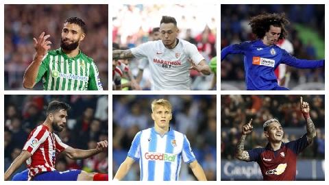 6 tân binh ấn tượng nhất La Liga 2019/20 qua thống kê đặc biệt