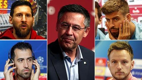 Những mâu thuẫn không hồi kết giữa lòng Barcelona