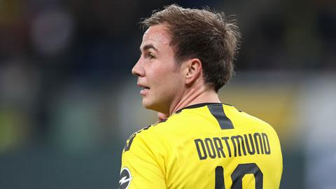 """Inter Milan mở đường giải cứu """"cựu thần đồng nước Đức"""""""