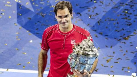 Federer sẽ tham dự Basel Open 2020