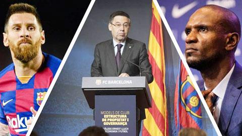 Messi chỉ trích BLĐ Barca: Bão nổi trong mùa dịch