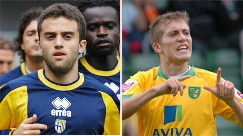 Câu chuyện về 2 thần đồng Parma bị chôn vùi tại Premier League