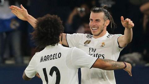 Bale và Marcelo được dùng làm mồi nhử Kane