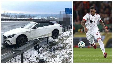 Không nhiễm Covid-19, hậu vệ Bayern vẫn suýt bị 'tử thần' hỏi thăm