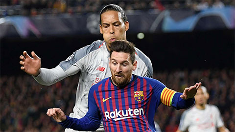 Ngoài Messi, Van Dijk còn e ngại tiền đạo nào nhất?