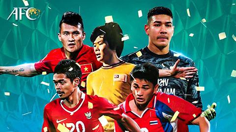 Công Vinh và Kiatisak hợp lực, đội Huyền thoại Đông Nam Á vô địch châu Á