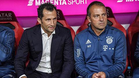Bayern Munich: Xung đột ngấm ngầm giữa Flick và Salihamidzic