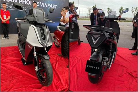 Mẫu xe VinFast V9 đã từng lộ diện trước đây