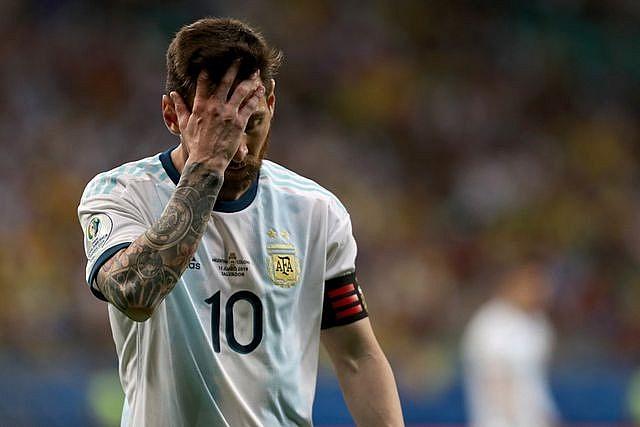 Messi, siêu sao của Barca là đứa con ghẻ ở Argentina