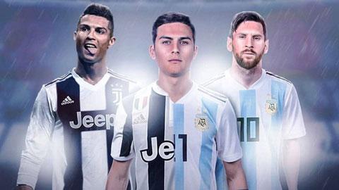 Dybala xin lỗi Messi, chia sẻ điều bất ngờ về Ronaldo