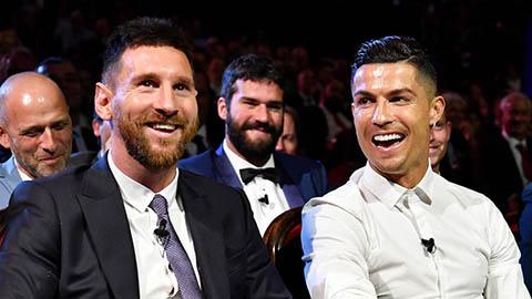 Cristiano Ronaldo suýt chút nữa là đồng đội của Messi ở Barca