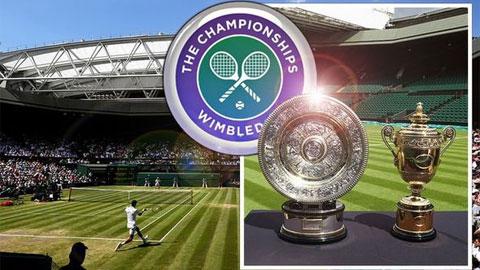 Wimbledon 2020 bị hủy