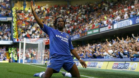 Ký ức Premier League 2009/10: Mùa giải rực sáng của 'Voi rừng'
