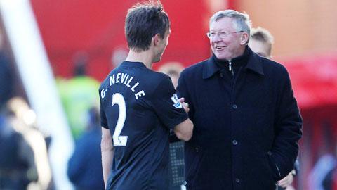'Với Sir Alex, cầu thủ trẻ luôn là ưu tiên hàng đầu'