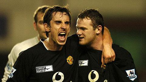 Neville tiết lộ khoảnh khắc 'tái sinh' của Rooney ở M.U
