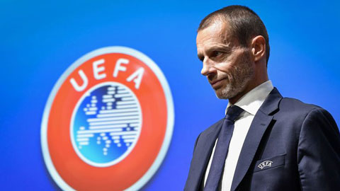 UEFA kêu gọi các giải không tự ý kết thúc sớm giống như Bỉ
