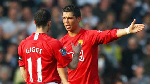 """Ronaldo chỉ biết nói """"Cảm ơn"""" và Xin chào"""" hồi mới tới M.U"""
