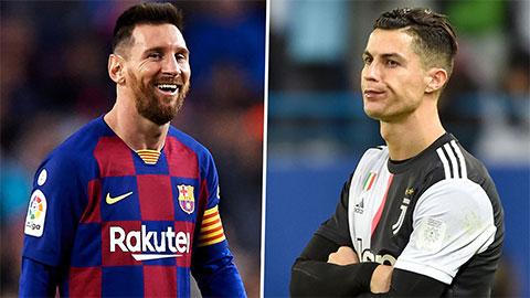 Kaka khiến Ronaldo ngỡ ngàng bằng bình luận về Messi