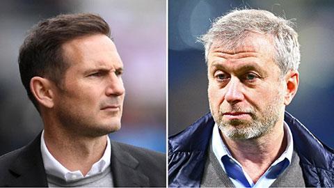 Lampard tự tin 'đương đầu' với Abramovich