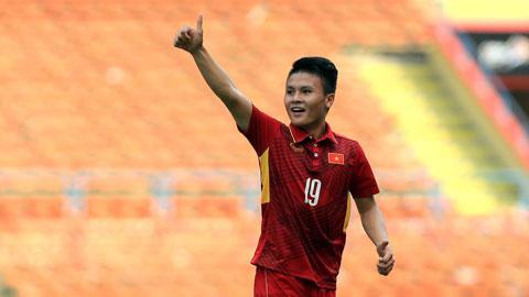 AFC chọn Quang Hải truyền cảm hứng chống Covid-19