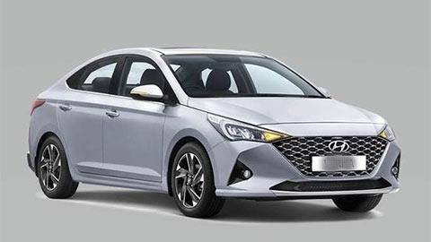 """Hyundai Accent thế hệ mới đẹp mê ly, giá hơn 280 triệu """"đe nẹt"""" Honda City, Toyota Vios"""