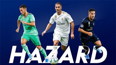 Tại sao Real không có một Hazard phiên bản hay nhất?