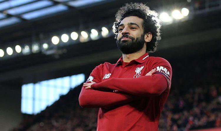 Salah đang ăn lương cao nhất Liverpool với 200.000 bảng mỗi tuần