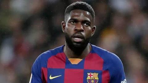 Barca giảm giá bán Umtiti, cơ hội cho M.U, Chelsea và Arsenal