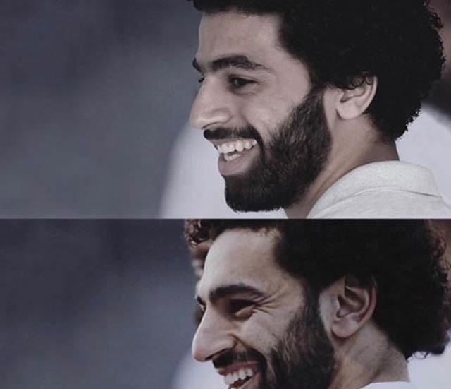 Anh chàng Mahmoud Farfour thực sự đổi đời nhờ giống hệt Salah. Lúc này, tài khoản Instagram của anh ta đã thu hút tới hàng trăm nghìn lượt người dõi theo vì sự trùng hợp về ngoại hình với siêu sao của Liverpool