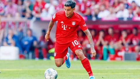 Barca hạ giá, Bayern có thể mua đứt Coutinho