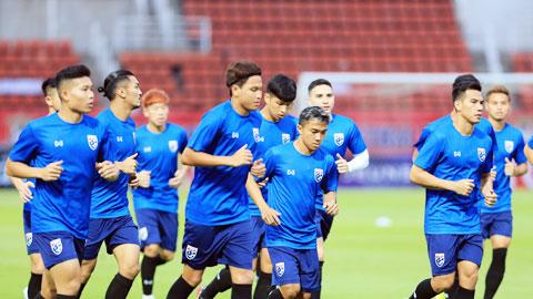 Thái Lan bỏ ngỏ khả năng dự AFF Suzuki Cup 2020