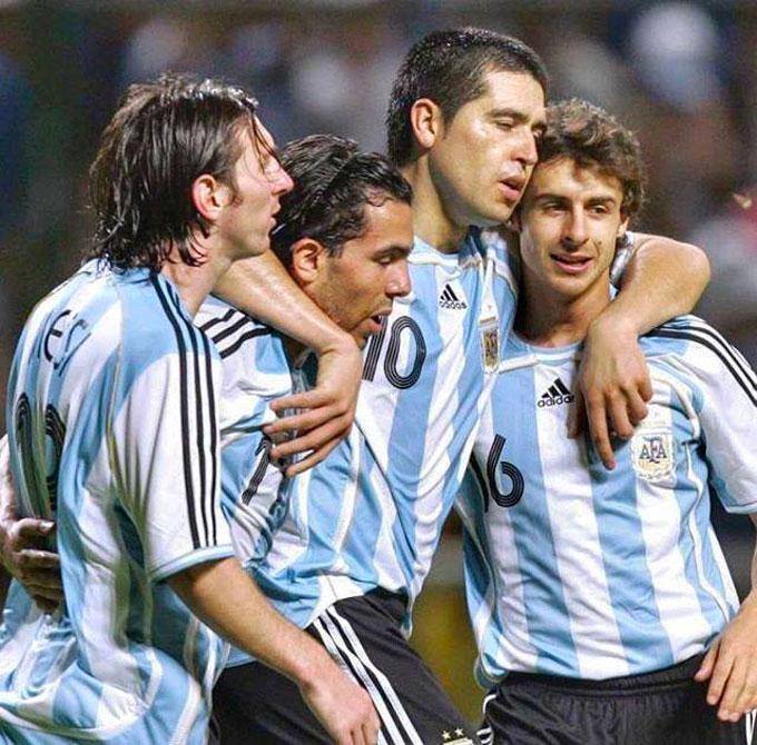 'Truyền nhân thất bại của Maradona' sẽ là rất lố bịch với những gì Aimar đã đạt được