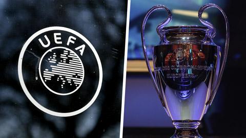 UEFA tính đến phương án hủy bỏ Champions League và Europa League vì Covid-19