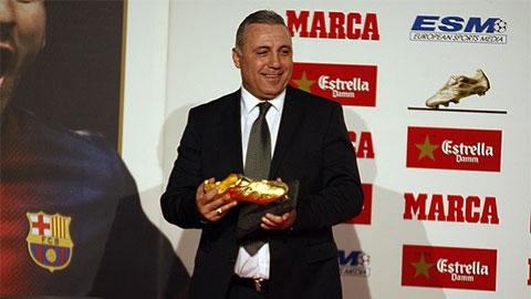 Người cũ đòi trao luôn chức vô địch La Liga cho Barca